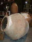 Giant  Antique Field Pot