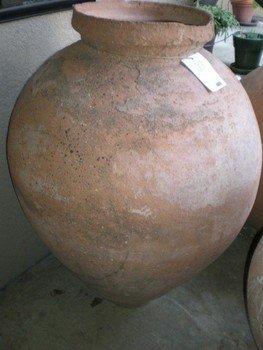 Antique SpanishTerracotta Pot