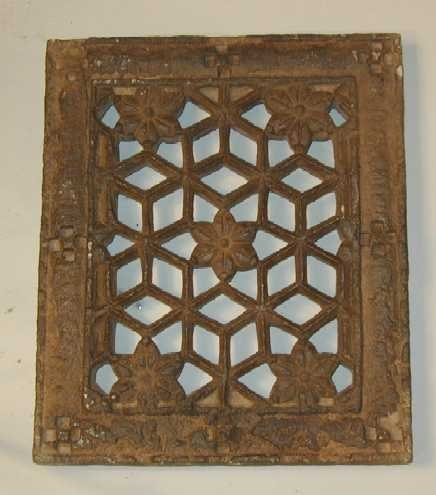 Antique Jali Windows