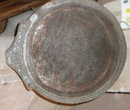 Antique Stone Serving Bowl
