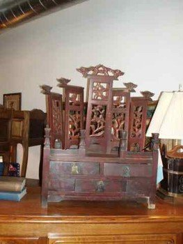 Chinese Table Altar