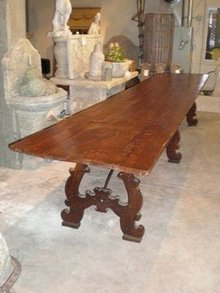 Spanish Refectory Table