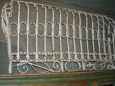 French Iron Balcony