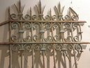 Pair of Antique Iron Gates
