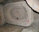 Oval Basin Stone Auge