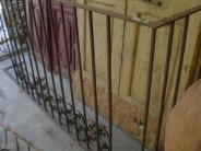 Vintage Iron Balcony