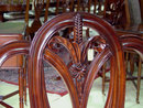 Shield Back Dining Chairs | Federal Dining Chairs | Hepplewhite Dining Chairs | Sheraton Dining Chairs