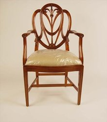Shield Back Dining Chairs | Federal Dining Chairs | Hepplewhite Dining Chairs | Mahogany