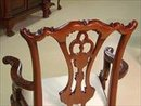 Chippendale Dining Chairs | Ball & Claw Dining Chairs | Solid Mahogany Dining Chairs