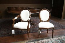 Mahogany Dining Chairs | Upholstered Dining Chairs | Mahogany Round Back Chairs