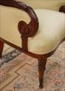 Mahogany Fireside Chair | Antique Style | American Style | Solid Mahogany Chair