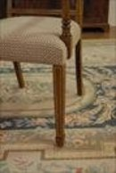 Mahogany Dining Chairs | Inlay Hepplewhite Chairs Satinwood on Mahogan