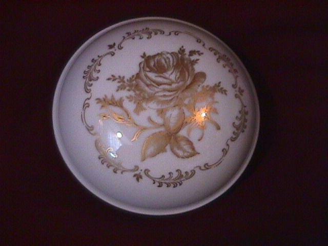 A. K. Kaiser Porcelain Jewelry Box