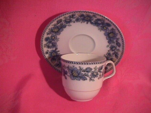 Eschenbach Bavaria Porcelain Cup & Saucer