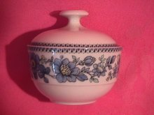 Eschenbach Bavaria Porcelain Covered Sugar