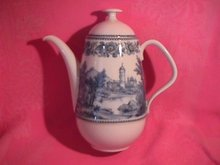Eschenbach, Bavaria Porcelain Coffee Pot