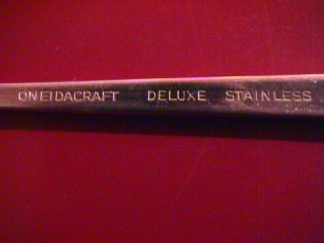Oneidacraft Stainless