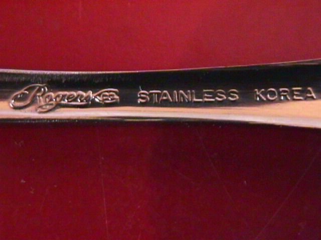 Stanley Roberts/Rogers Stainles