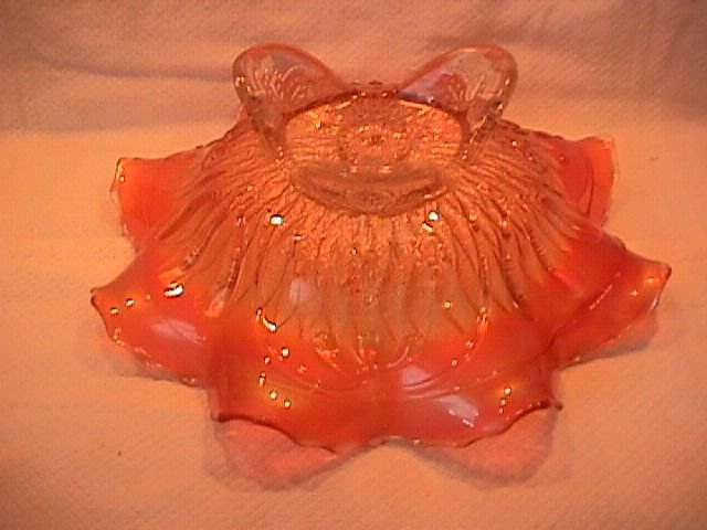 Vintage (Northwood)  Carnival Glass