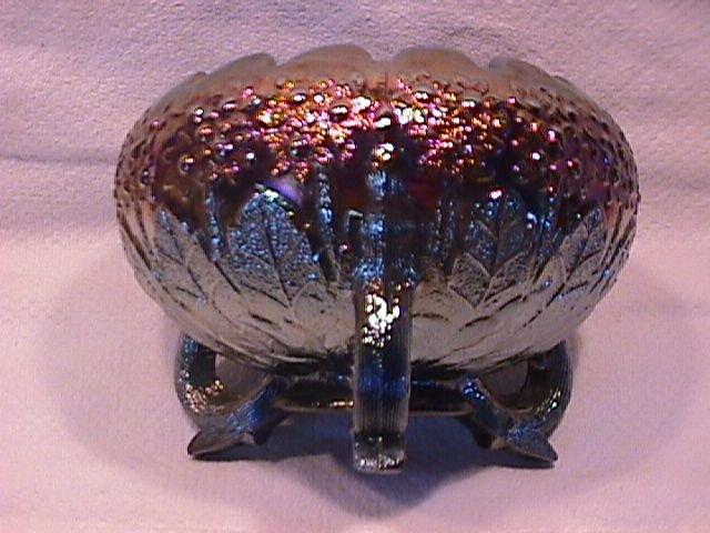 Contemporary  Carnival Glass