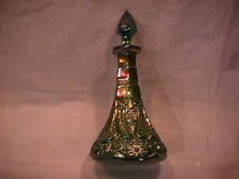 Vintage #-1 (Cambridge) Carnival Glass