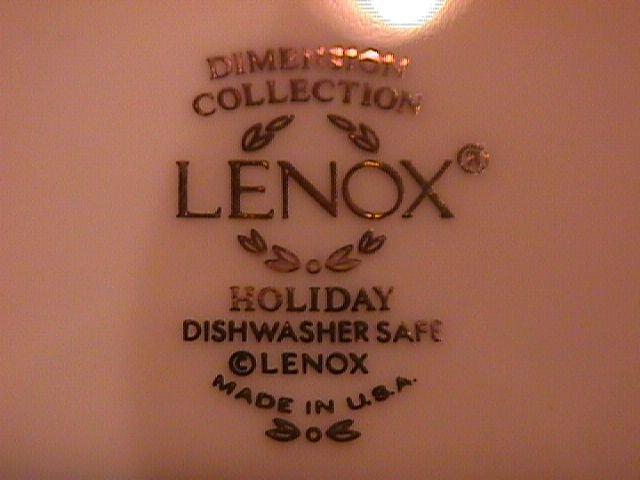 Lenox Dimension