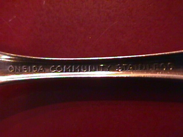 Oneida Community Stainless