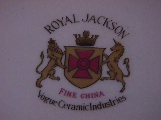 Royal Jackson China
