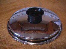 Chef's Ware-Townecraft Stainless Lid Only for 10 3/4
