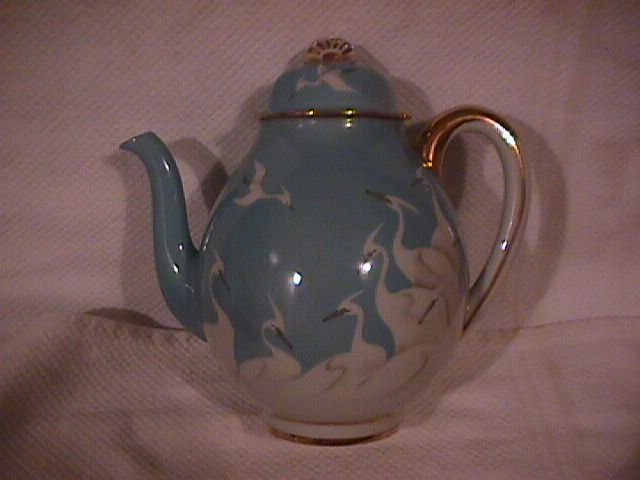 Perfect & Rare Nippon Tea Pot
