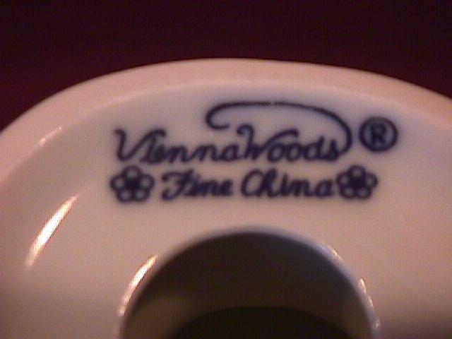 Vienna Woods Fine China Pedistaled