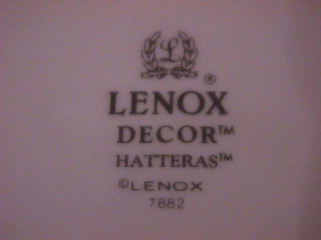 Lenox Fine China