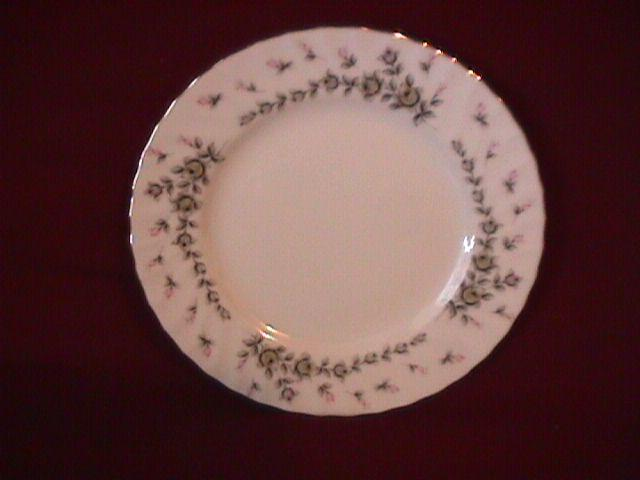 Style House Fine China (Picardy) Cake Plate
