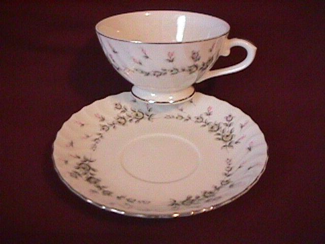 Style House Fine China Cup & Saucer