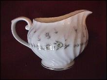 Style House Fine China (Picardy) Creamer