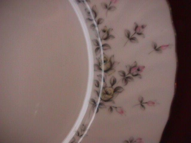 Style House Fine China (Picardy) Covered Sugar
