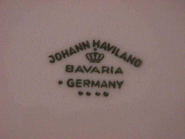 Johann Haviland (Forever Spring) Candlestick