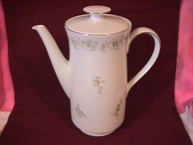Johann Haviland (Forever Spring) Covered Coffee Pot