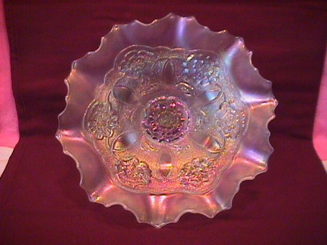 Dugan (Double Stem Rose) Bowl (White)