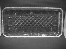 Rogaska Fine Crystal (Gallia) Serving/Dresser Tray