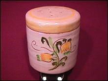 Stangl Potteries (Terra Rose) (Tulip) Pepper Shaker