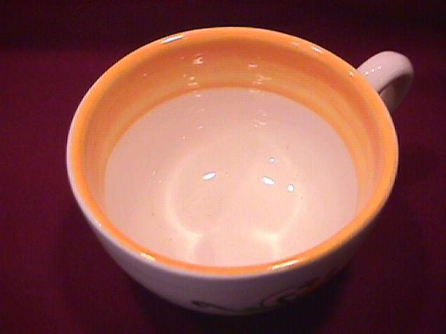 Stangl Potteries (Terra Rose) (Tulip) Pepper Shaker
