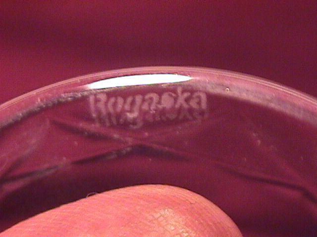 Rogaska Fine Crystal (Gallia) Stemware Cordial