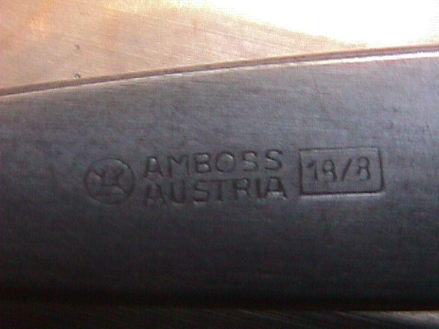 Amboss 18/8 Stainless (Modern) Dinner Knife