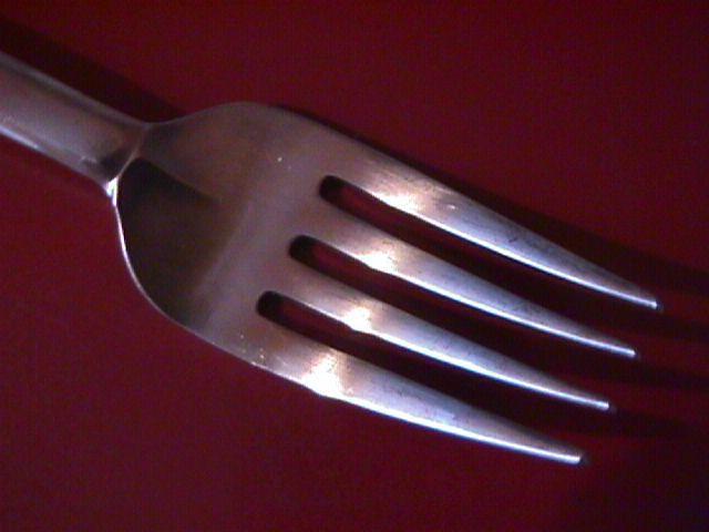 Lauffer 18/8 Stainless (Amstel) Dinner Fork