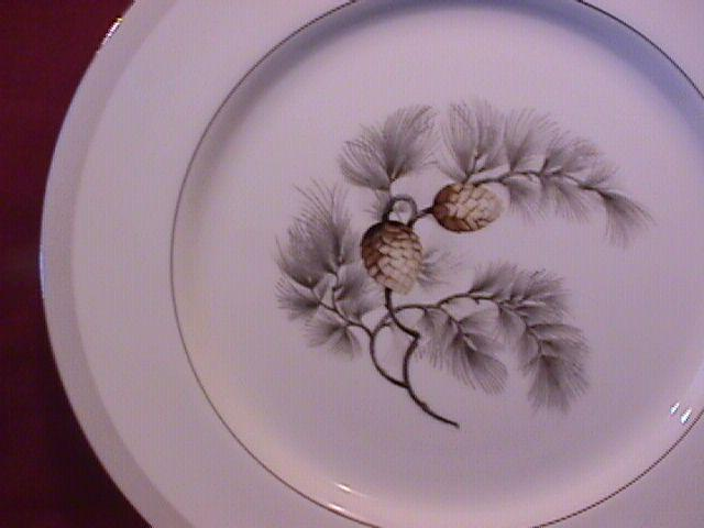 Mikasa Narumi Fine China (Silver Pine) Creamer