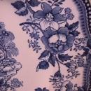 Royal Staffordshire-Clarice Cliff (Tonquin Blue) Roast Platter