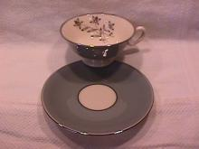 Lenox Fine China (Kingsley) Cup & Saucer