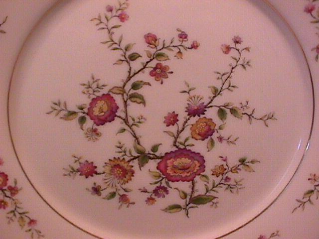 Noritake Fine China (Asian Song) #7151 Cake Plate