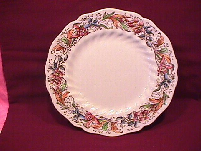 Royal Doulton China (Tintern) Salad Plate